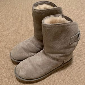 Grey Uggs - Size 9